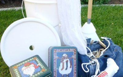 Make your own Laundry Kit