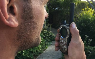 Walkie Talkie Usage and Language Information